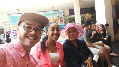 A wonderful Peruvian woman we met