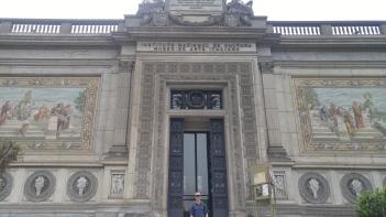 One of the Art Museums near Avenida Wilson